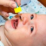 Чем можно вылечить ребенку насморк