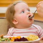 Что должен кушать годовалый ребенок