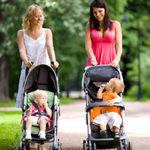 Зачем гулять с ребенком